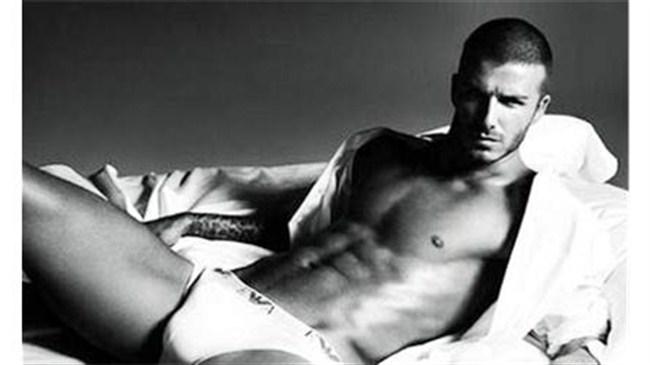 Beckham'la yatan bahsi kazanır!